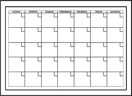 Calendario F.Calendario En Blanco Diab Kaptanband Co