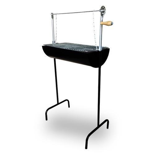 medio cilindro parrillero - grillcorp