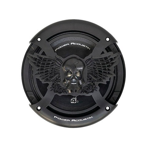 medio de 8  350w power acoustik pr804n pro audio