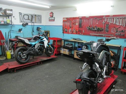 medio manubrio bajaj rouser ns as200 ns160 original ap motos