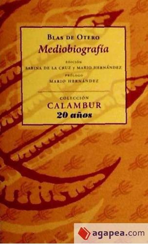 mediobiografía(libro poesía)