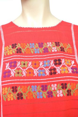 mediocache: blusa tipica artesanal