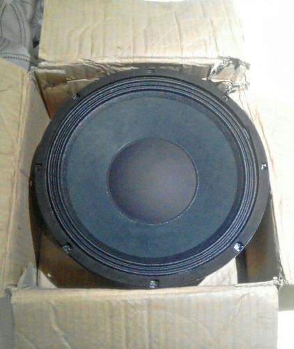 medios 12 pulgadas sound barrier sb-1255 8ohm