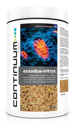 medios de filtración -  exxodus  nitryx
