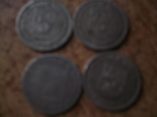 medios de plata 1946-1958 y 1960