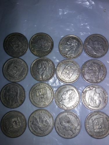 medios de plata ley  835 precio por cada 5 unidad
