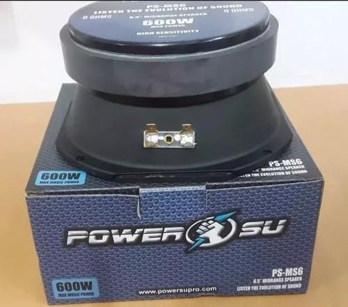 medios sellados la 6,5 power su