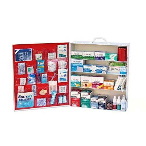 medique productos 703ansi llenos de cuatro estantes de...