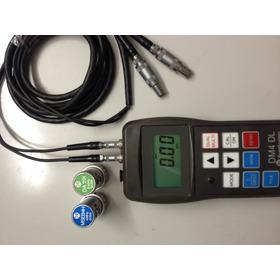 Medisor  Espesores  Ultrasonido Dm4dl Krautkramer 250 Verdes