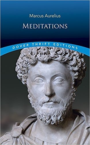 meditations. marcus aurelius
