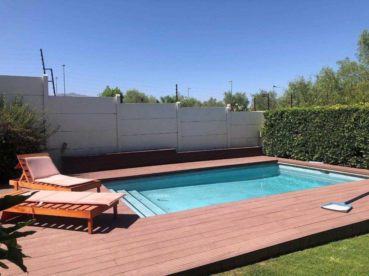 mediterranea. 4 dorms + esc + servicios / piscina terraza quincho. san anselmo, aleman