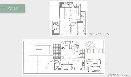 mediterrania residencial, casas en venta en conkal