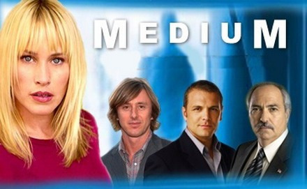 medium 7 temporadas completas + frete gratis