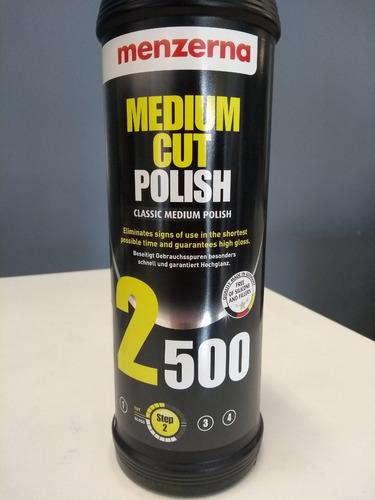 medium cut  2500 1l menzerna mc-2500