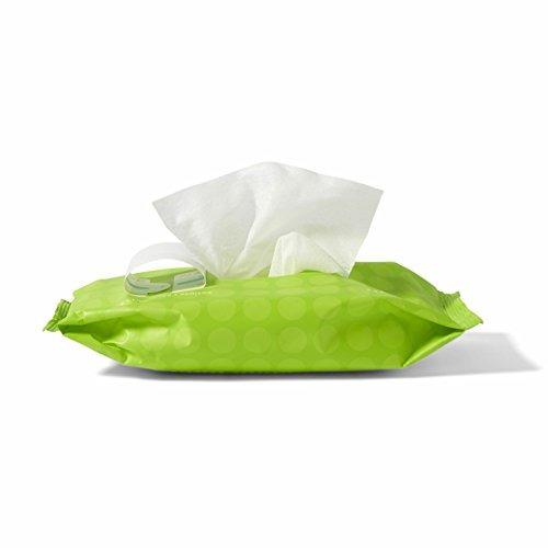 medline aloetouch sensible aallitas humedas panos de limpiez