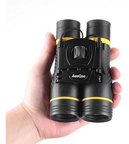 meeqee12x40 telescopio binocular compacto con