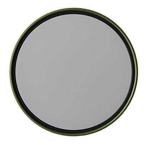 Filtro Polarizador Circular 58mm Mefoto en Azul