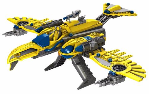 mega blocks dragons universe con luces y sonido lego