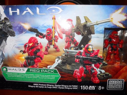 mega blocks halo: stingray del equipo de fuego unsc
