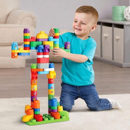 mega blocks leapfrog 81 piezas de construcción