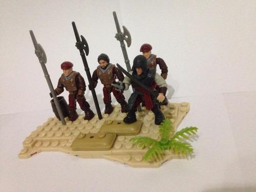 mega bloks assassins creed borgia guard 04