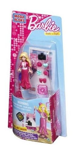 mega bloks barbie fashion model