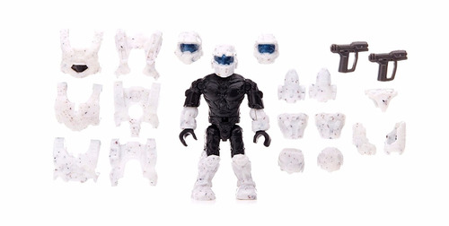 mega bloks halo spartan armor customizer pack il mega blocks