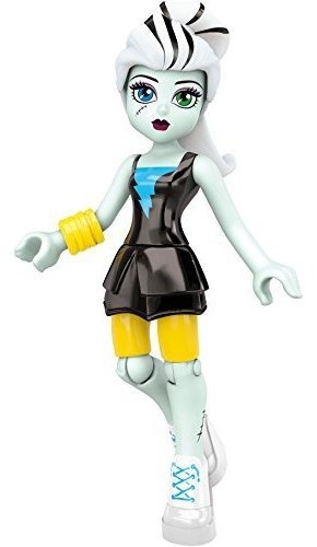 mega bloks monster high physical deaducation frankie stein d