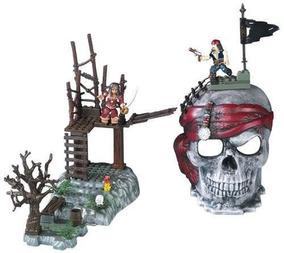 Del Calaveras Mega Caribe Bloks De Los Piratas Juegos 0OkX8nNwPZ