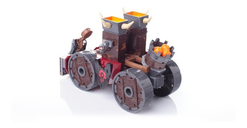 mega bloks world of warcraft demolisher attack 91026