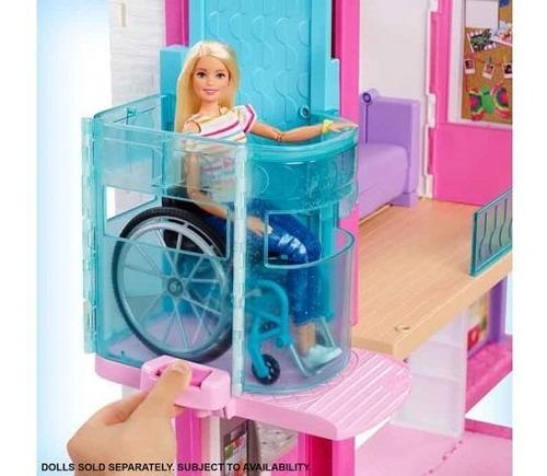 mega casa de los sueños barbie mega casa de los sueñ tk831