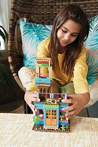mega construx american girl lea.s 2-en-1 rainforest sanctuar