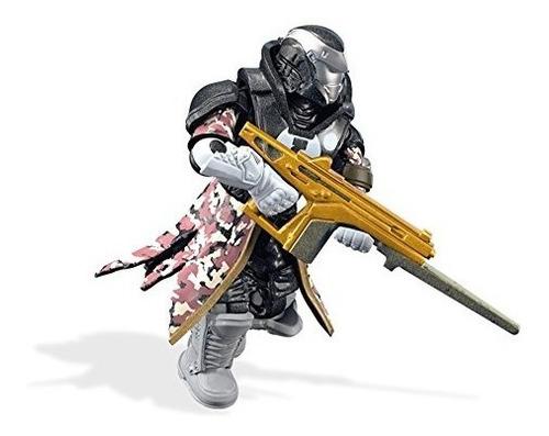 mega construx destiny endling warlock figure