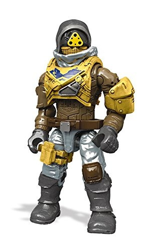 mega construx destiny hunter cryptid armory bu