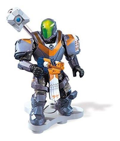 mega construx destiny vanguard titan figure