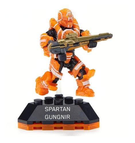 mega construx halo heroes series 2 spartan gungnir figure 6