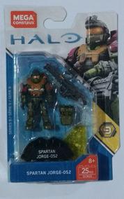 Mega Construx Halo Serie 9 Spartan Jorge-052