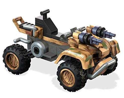 mega construx halo unsc woodland gungoose set construccion