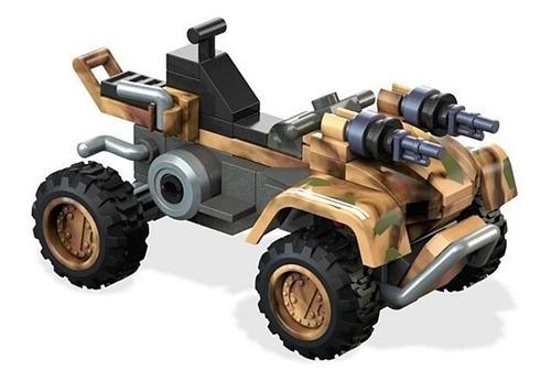 mega construx unsc halo woodland gungoose 95 piezas