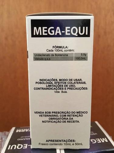 mega equi 50ml biofarm original