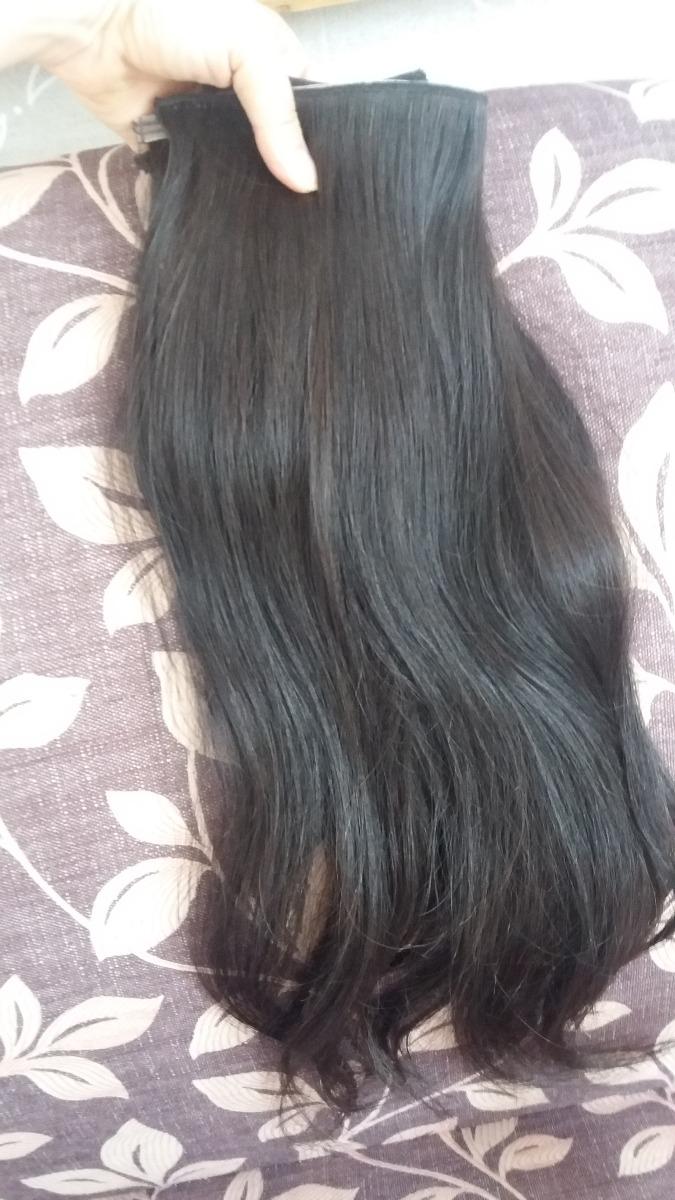 Mega Hair Invisible Hair Extension Cabelo Humano 85 Gramas R