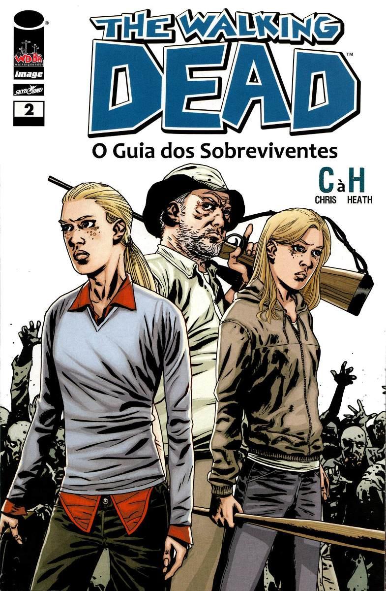 The Walking Dead Comics Pdf Portugues