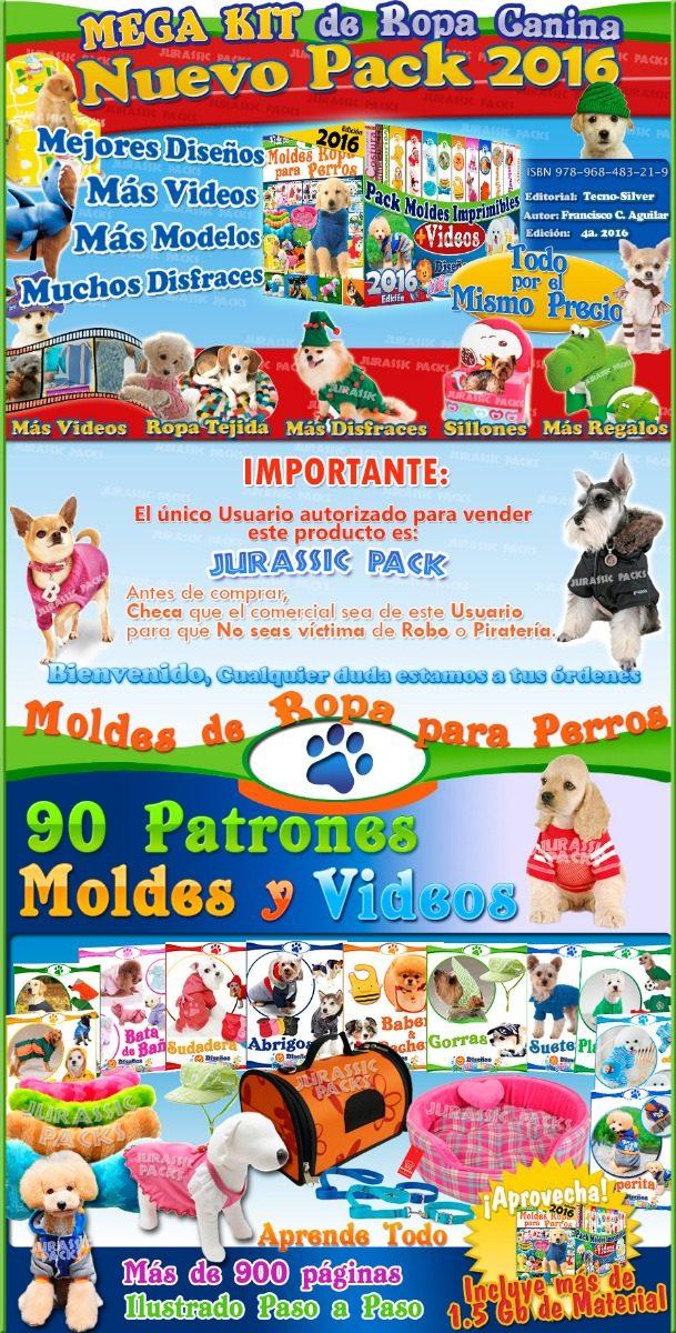 Encantador Patrones Que Hacen Punto Libres Suéteres Para Perros ...