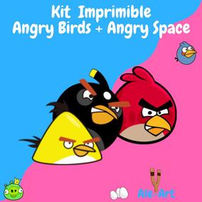 Angry Kit Imprimible 1 Mega 2 BirdsSpace En rtshQdxC