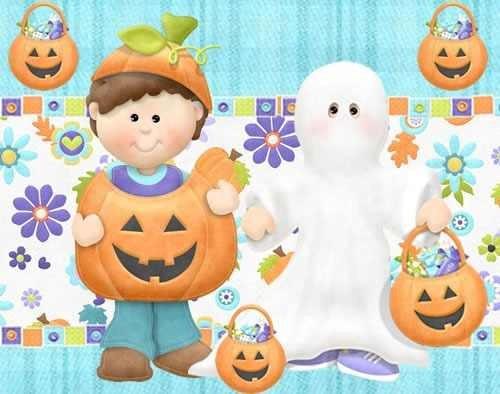 mega kit imprimible halloween invitaciones , marcos de fot#2