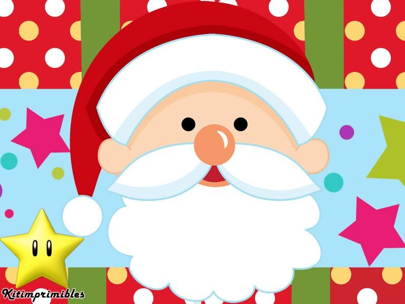Mega Kit Imprimible Navidad Invitaciones, Etiquetas Cajitas ...