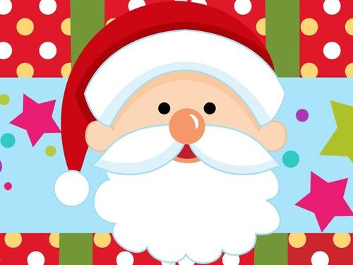 mega kit imprimible navidad invitaciones etiquetas cajitas