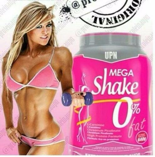 mega lite 0% antes mega shake 1.4lbs, upn precio promocional