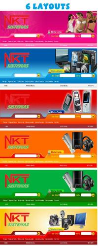 mega loja 2012 8.5 php e mysql com atendimento varios adons