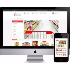Mega Loja Virtual Supermercado Sacolão Hipermercado